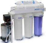 Aqualine RO-5 pump Обратный осмос
